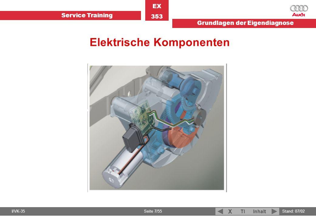 Elektrische Komponenten