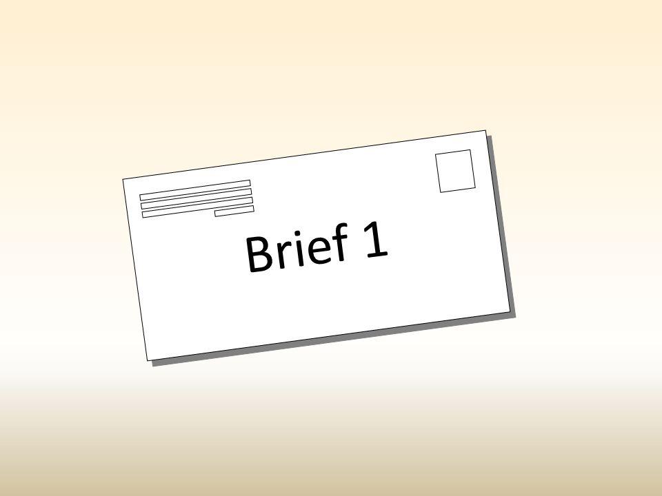 Brief 1