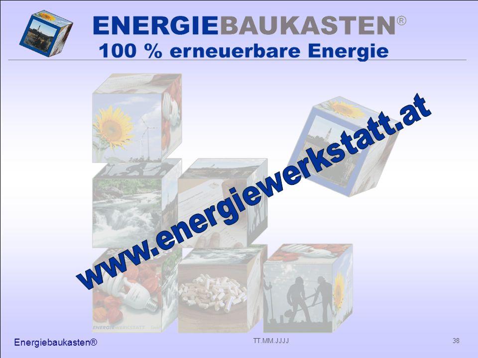 www.energiewerkstatt.at Energiebaukasten® TT.MM.JJJJ