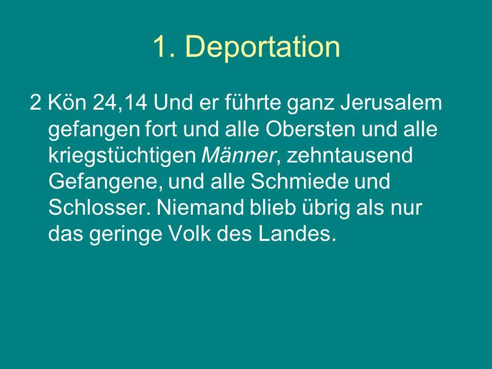 1. Deportation