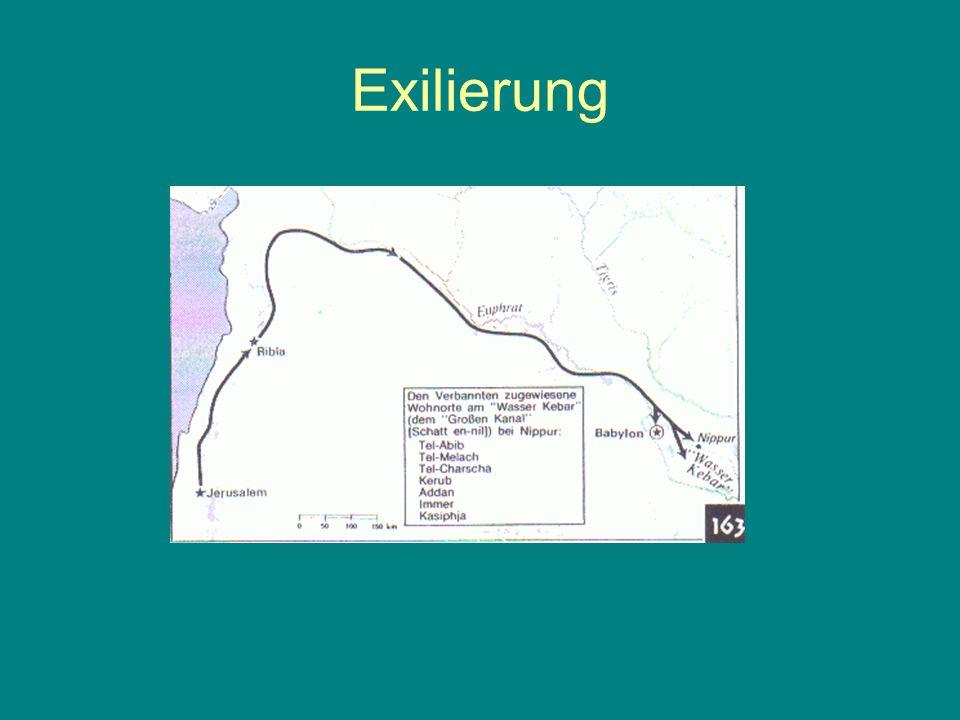 Exilierung