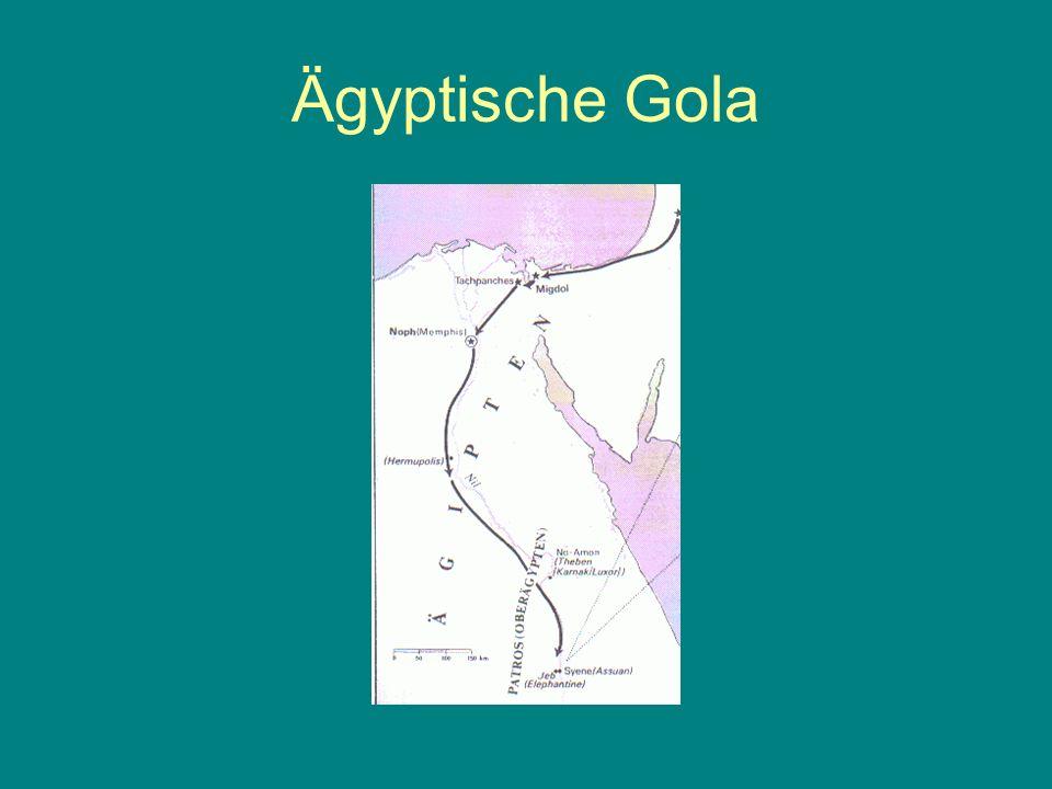 Ägyptische Gola