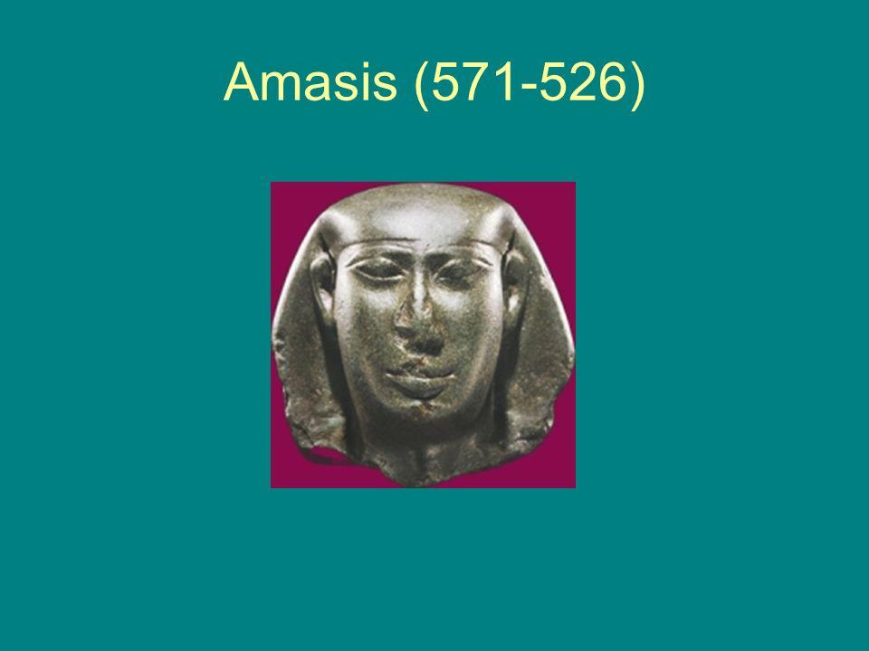 Amasis (571-526)