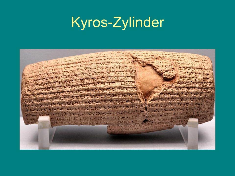 Kyros-Zylinder