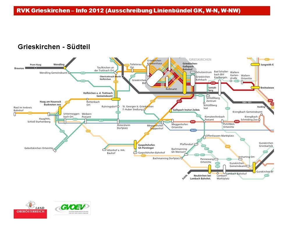 Grieskirchen - Südteil