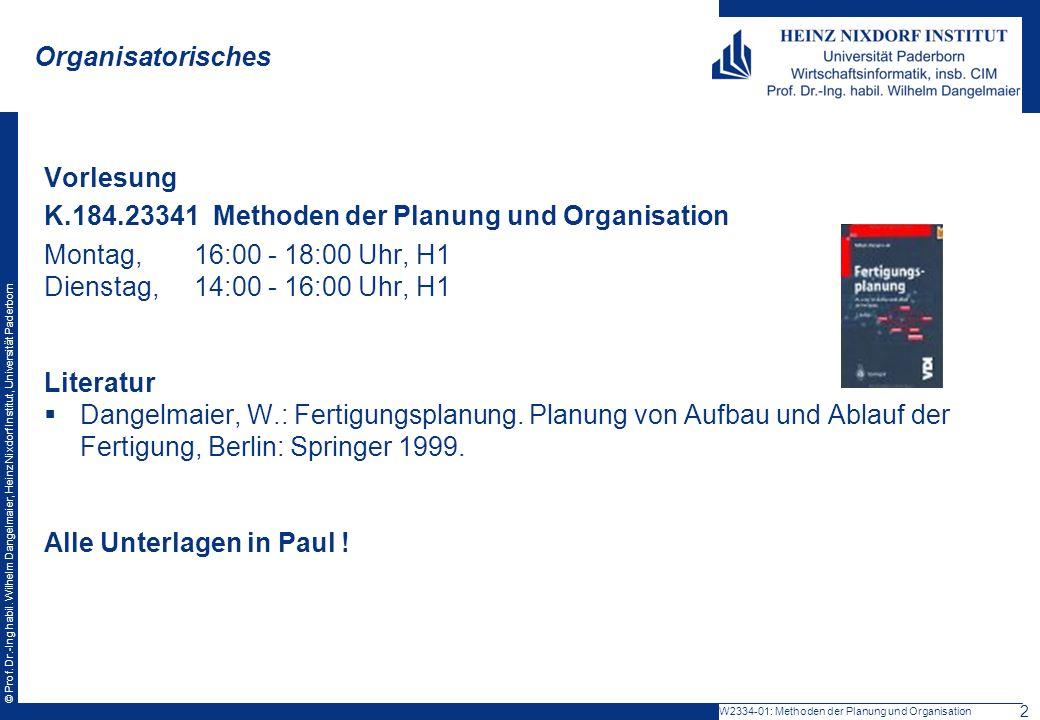 K.184.23341 Methoden der Planung und Organisation