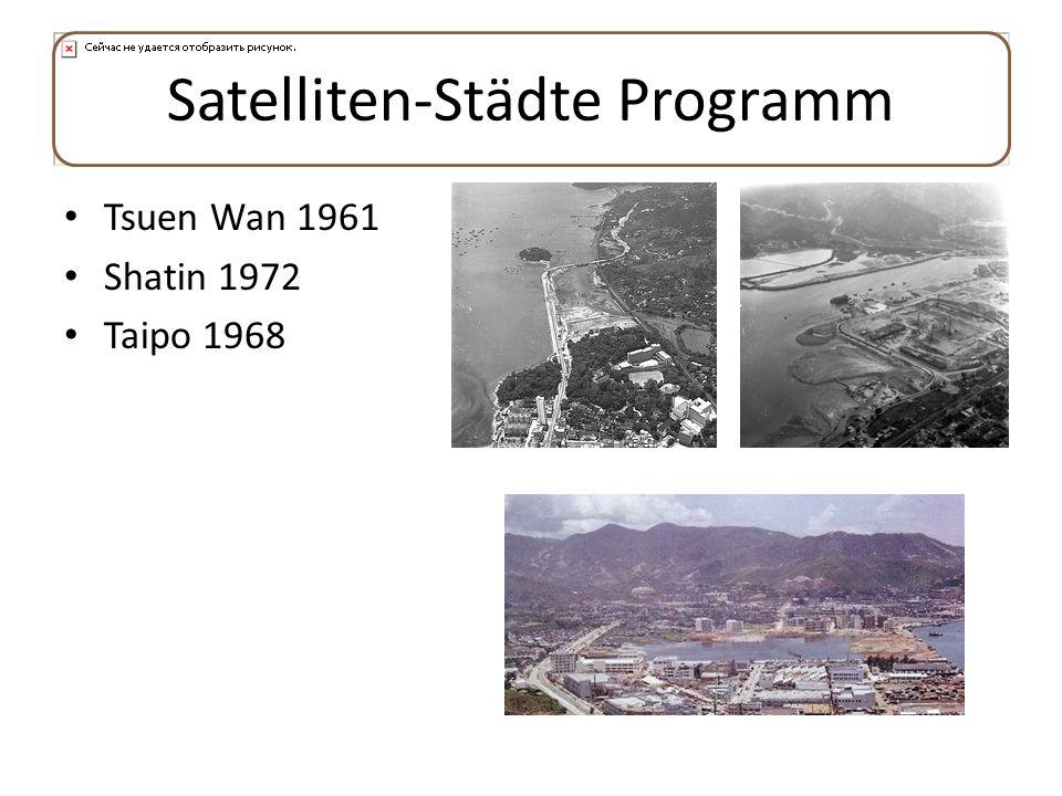 Satelliten-Städte Programm