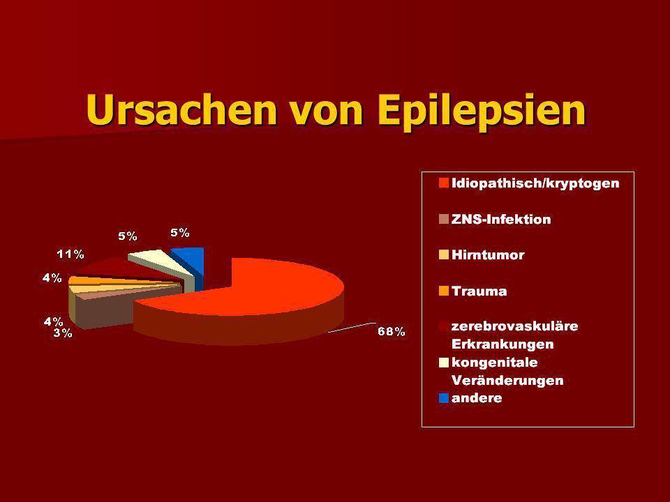 Ursachen von Epilepsien