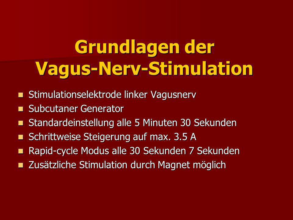 Grundlagen der Vagus-Nerv-Stimulation