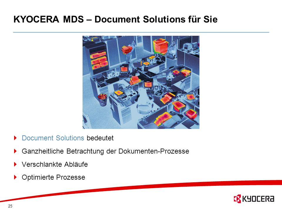 KYOCERA MDS – Document Solutions für Sie