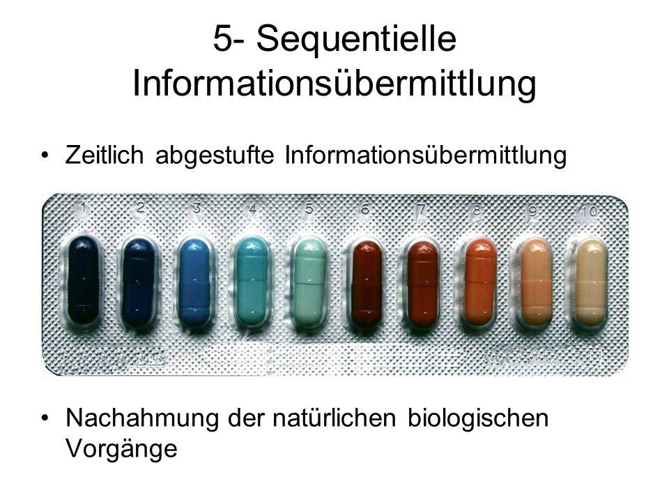 5- Sequentielle Informationsübermittlung