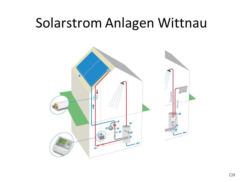 Solarstrom Anlagen Wittnau