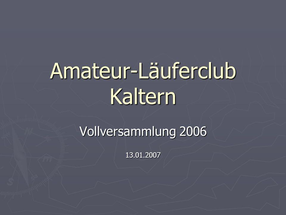 Amateur-Läuferclub Kaltern