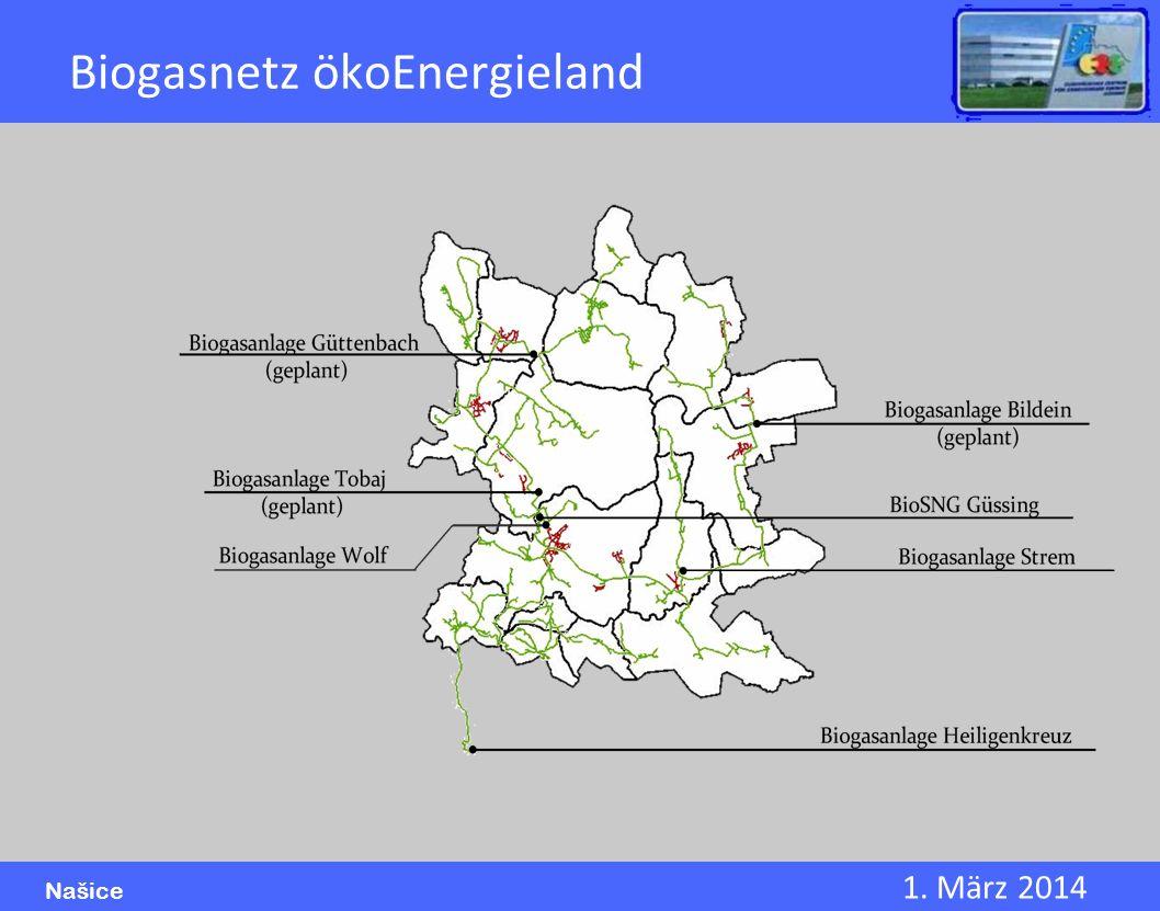 Biogasnetz ökoEnergieland