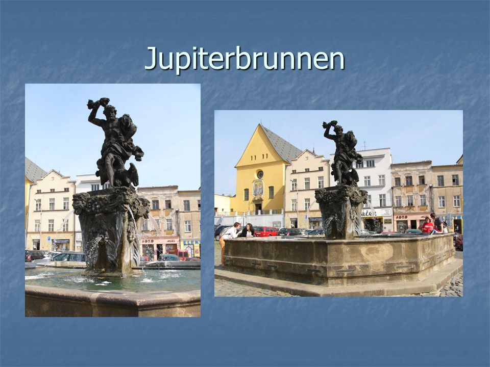 Jupiterbrunnen