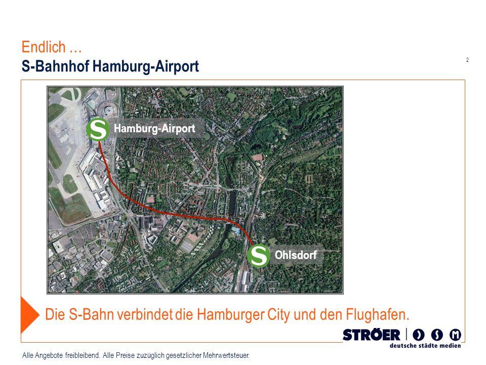 S-Bahnhof Hamburg-Airport