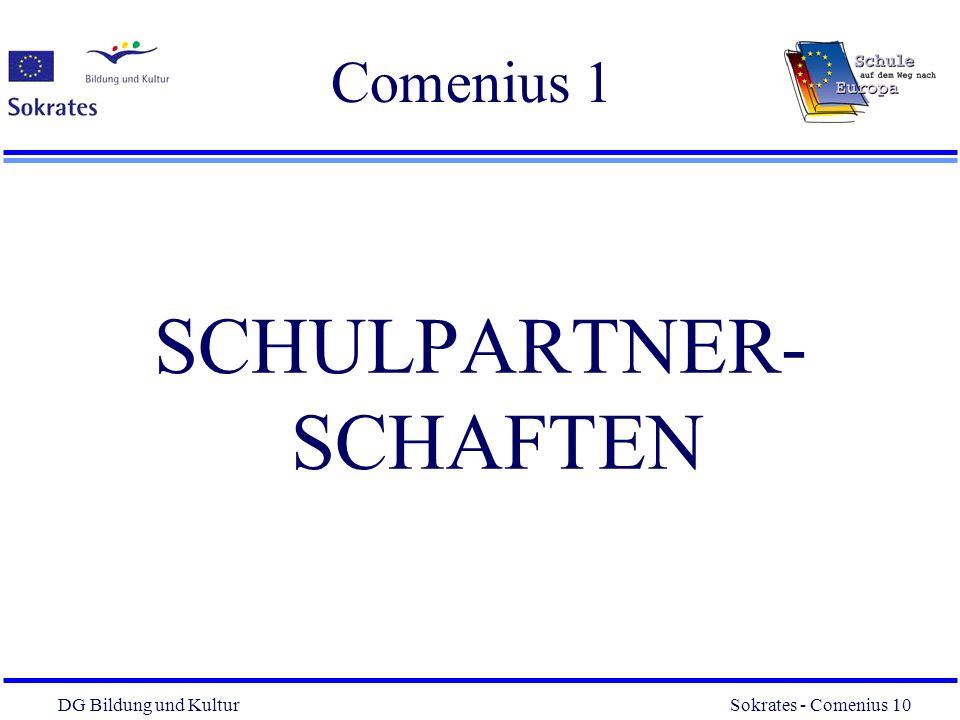 SCHULPARTNER-SCHAFTEN