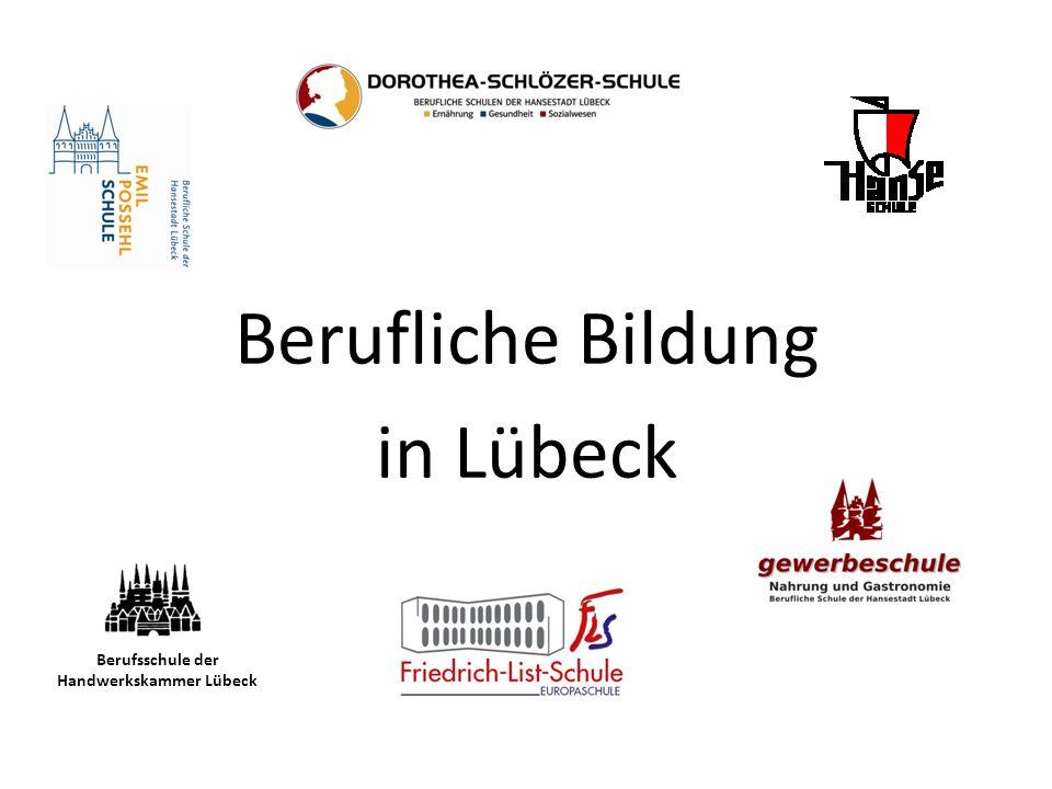 Berufsschule der Handwerkskammer Lübeck