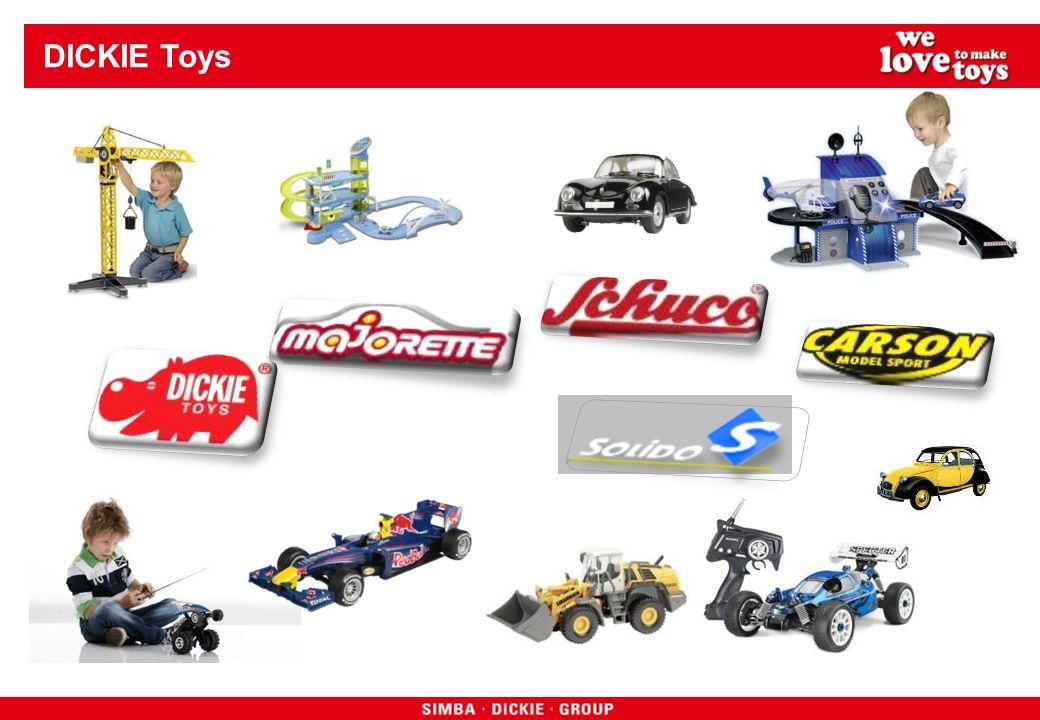 DICKIE Toys Zoch