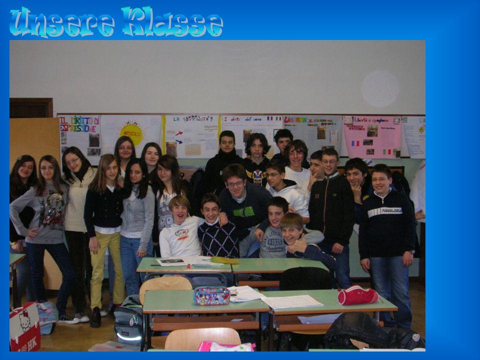 Unsere Klasse