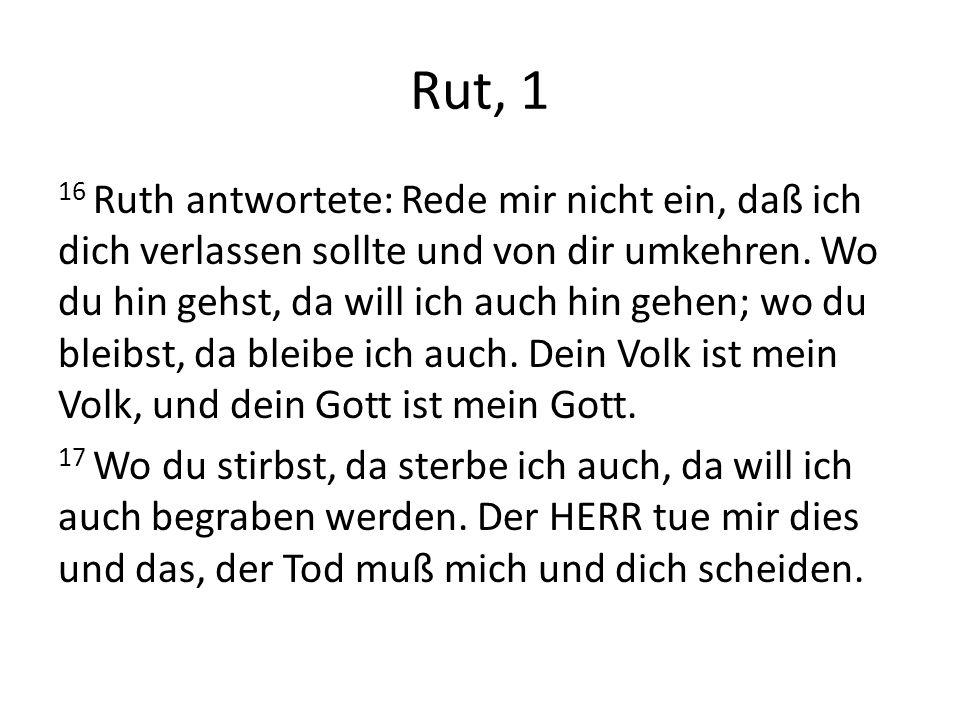 Rut, 1