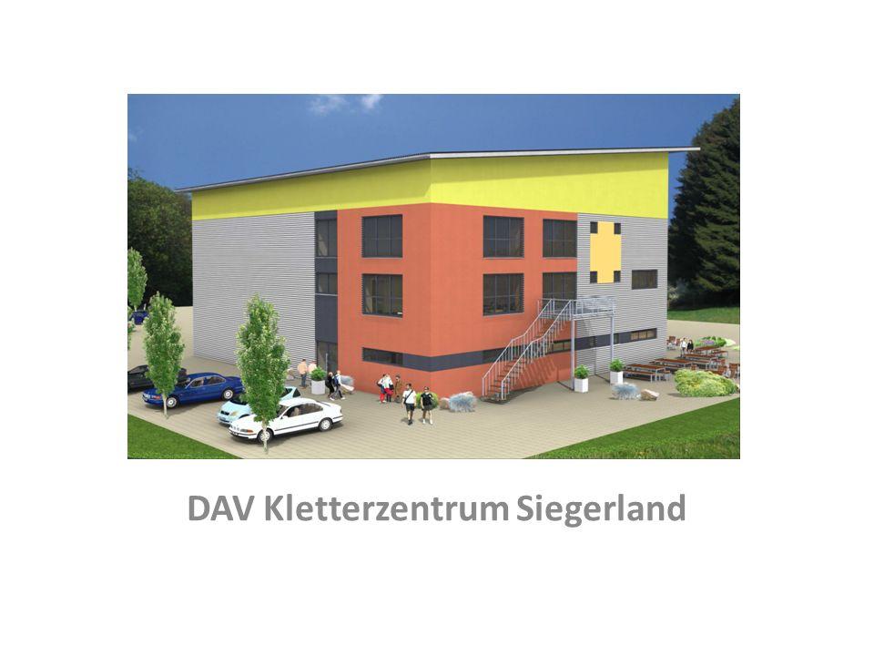 DAV Kletterzentrum Siegerland