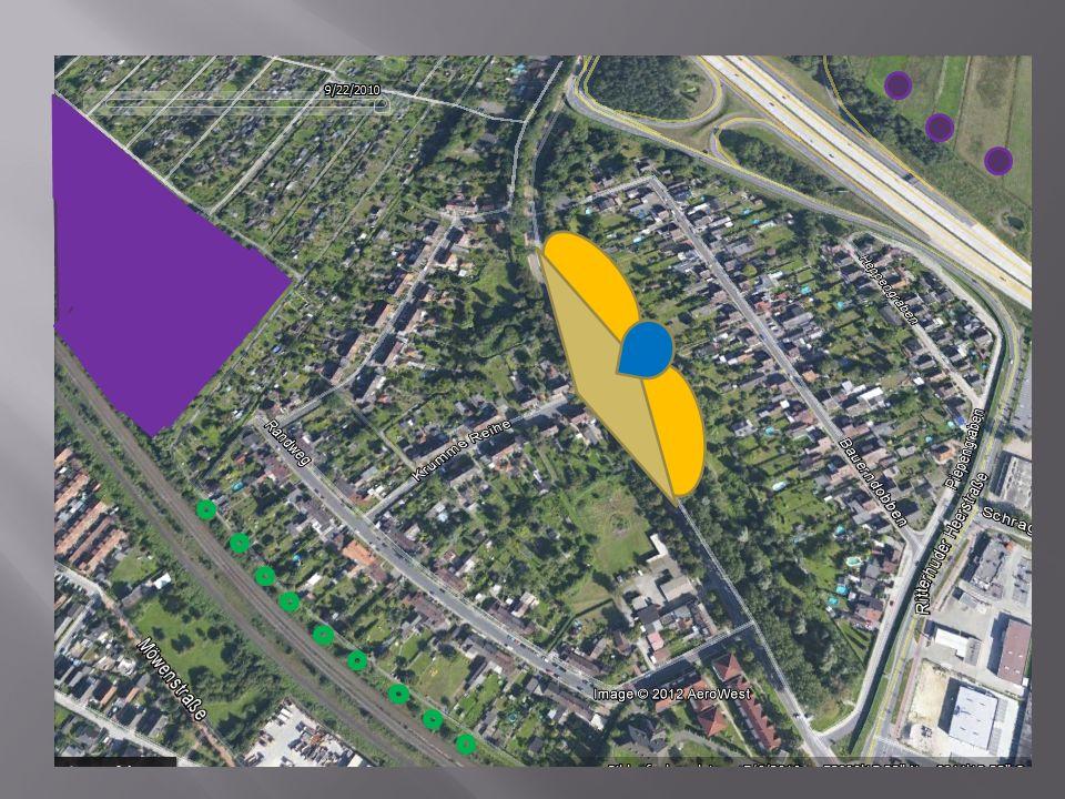 Lage des Quartiers Oslebshausen -Gröpelingen Segen oder Fluch