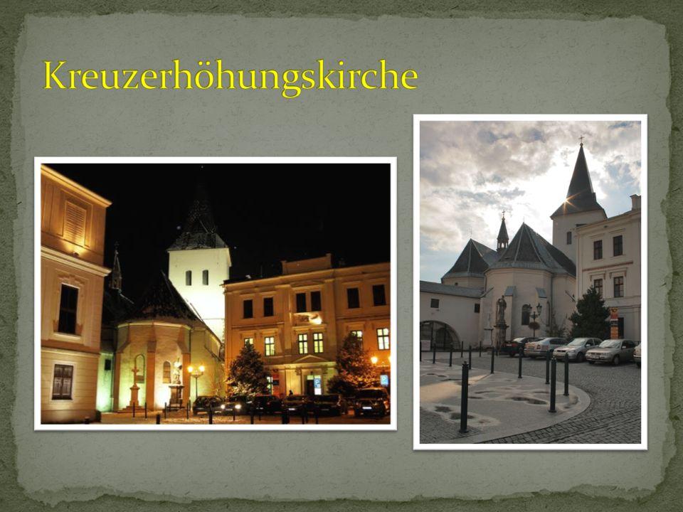 Kreuzerhöhungskirche