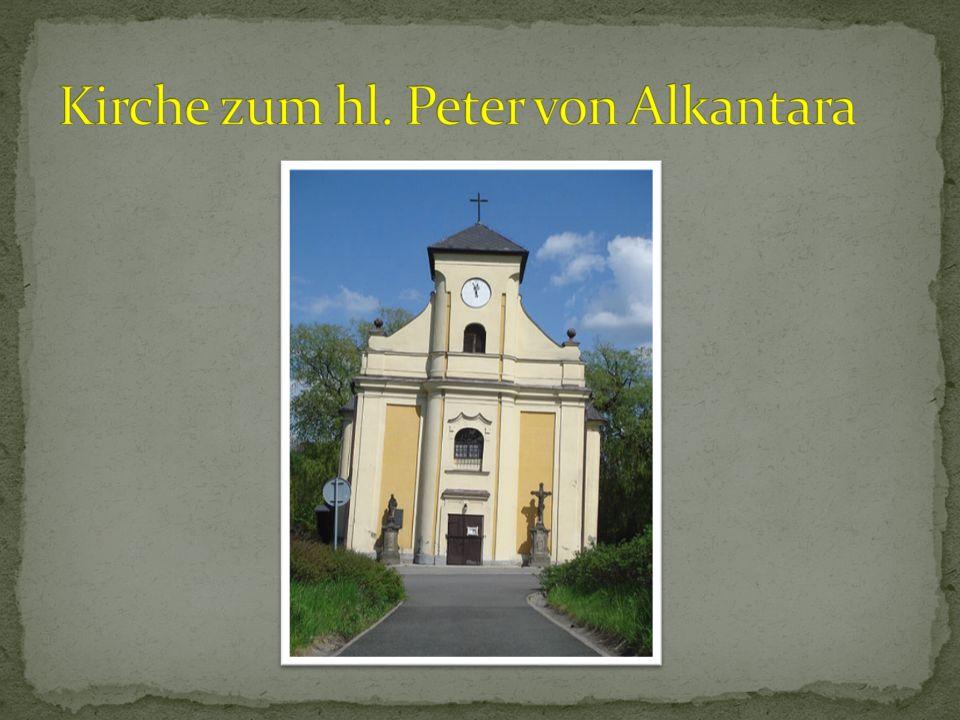 Kirche zum hl. Peter von Alkantara
