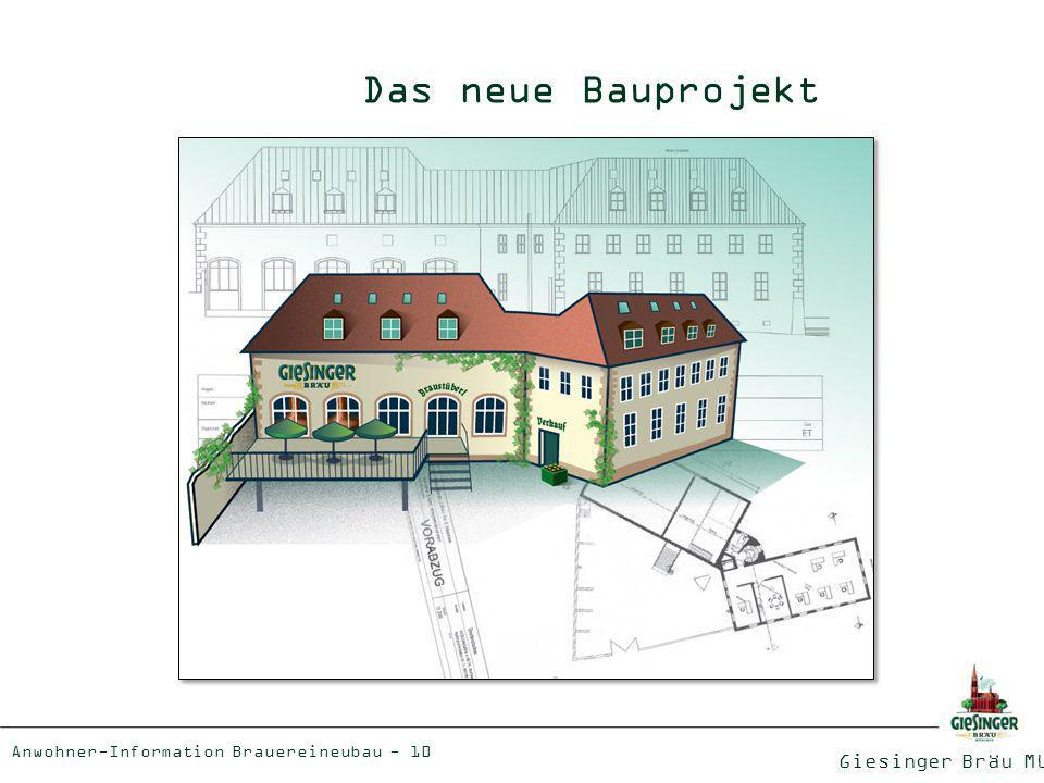 Das neue Bauprojekt Giesinger Bräu München