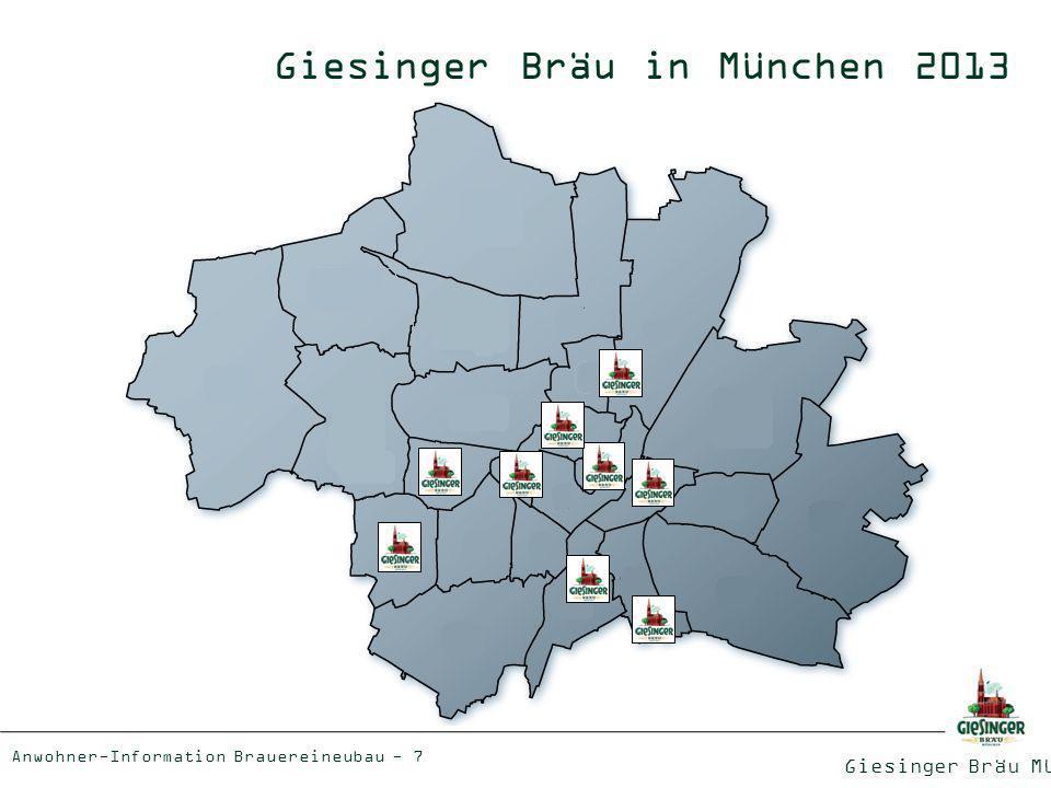 Giesinger Bräu in München 2013