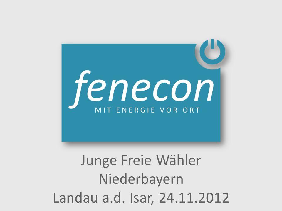 Junge Freie Wähler Niederbayern Landau a.d. Isar, 24.11.2012