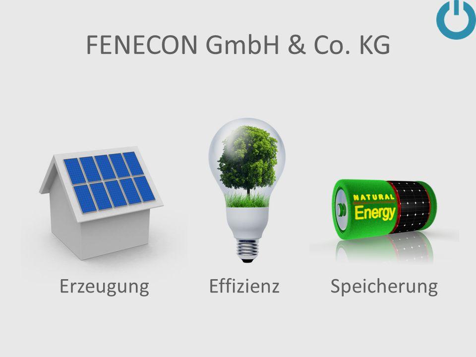 FENECON GmbH & Co. KG Erzeugung Effizienz Speicherung