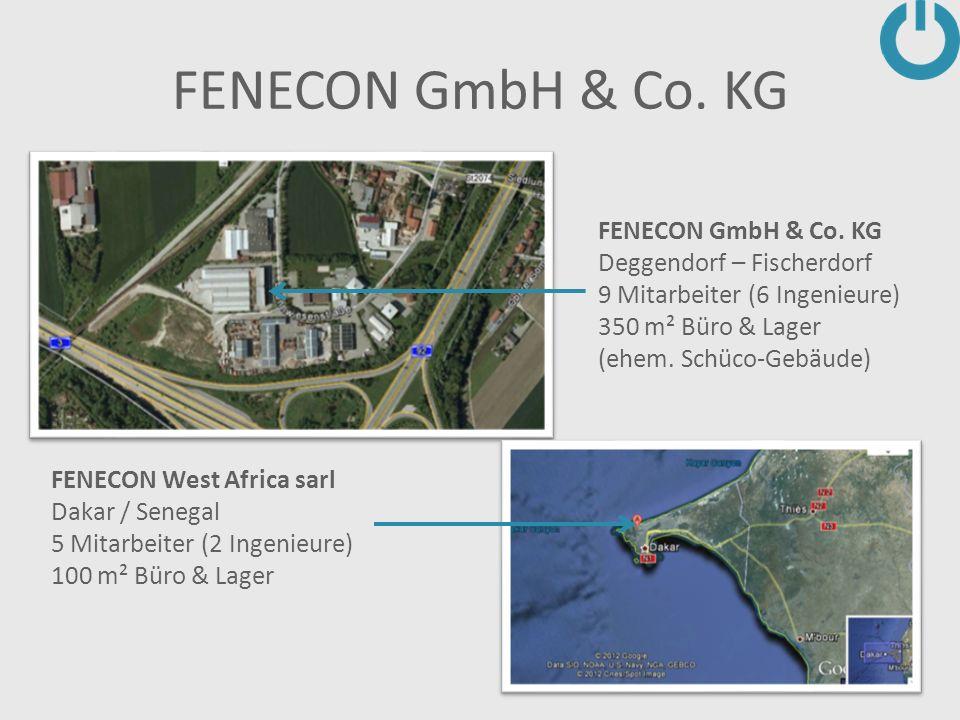 FENECON GmbH & Co. KG FENECON GmbH & Co. KG Deggendorf – Fischerdorf