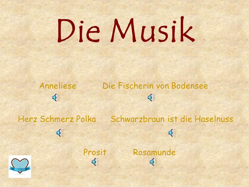 Die Musik Anneliese Die Fischerin von Bodensee