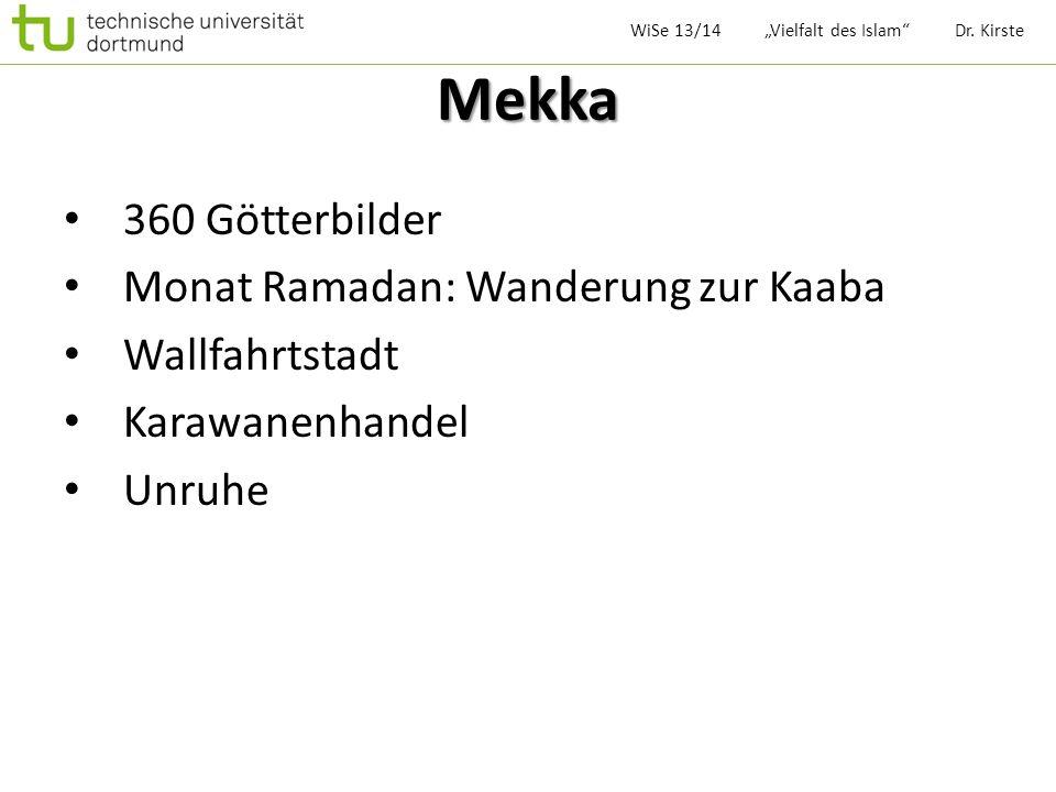 Mekka 360 Götterbilder Monat Ramadan: Wanderung zur Kaaba