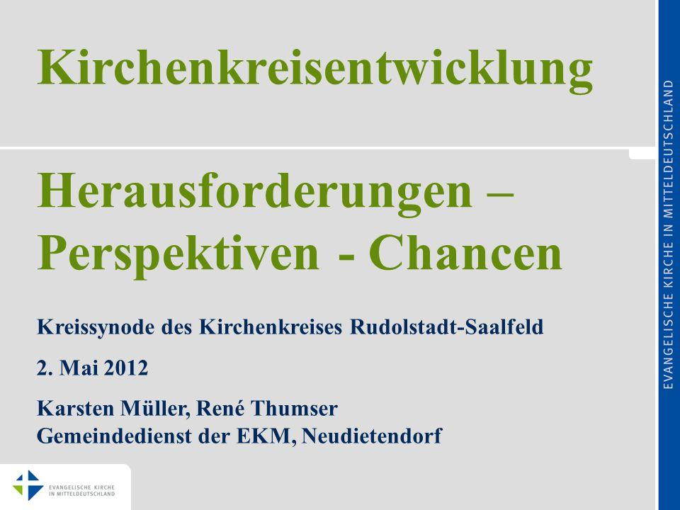 Kirchenkreisentwicklung
