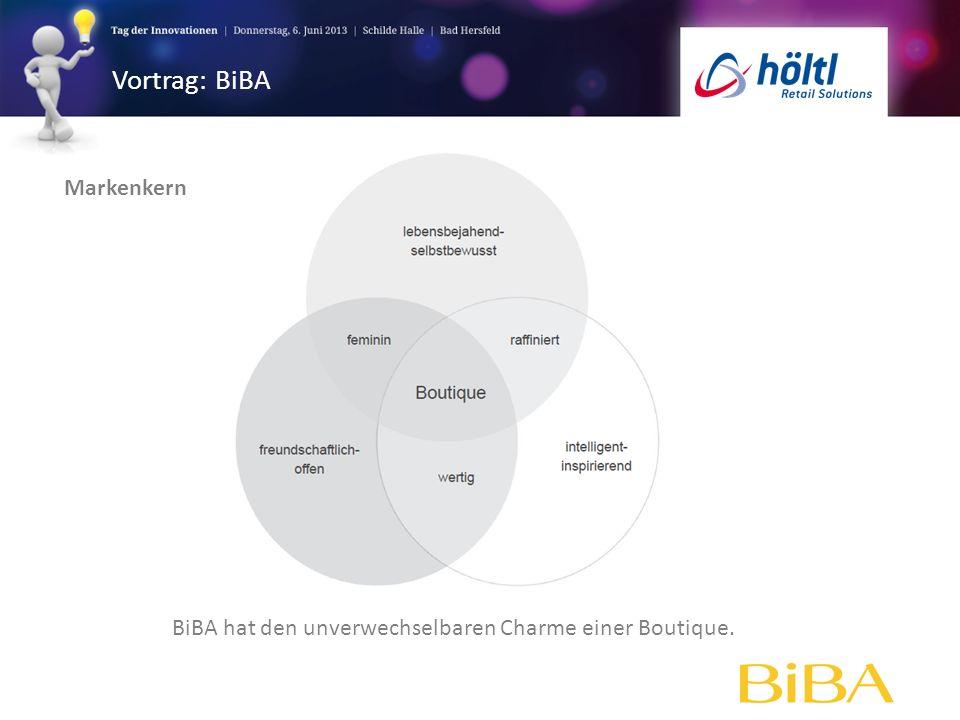 BiBA hat den unverwechselbaren Charme einer Boutique.