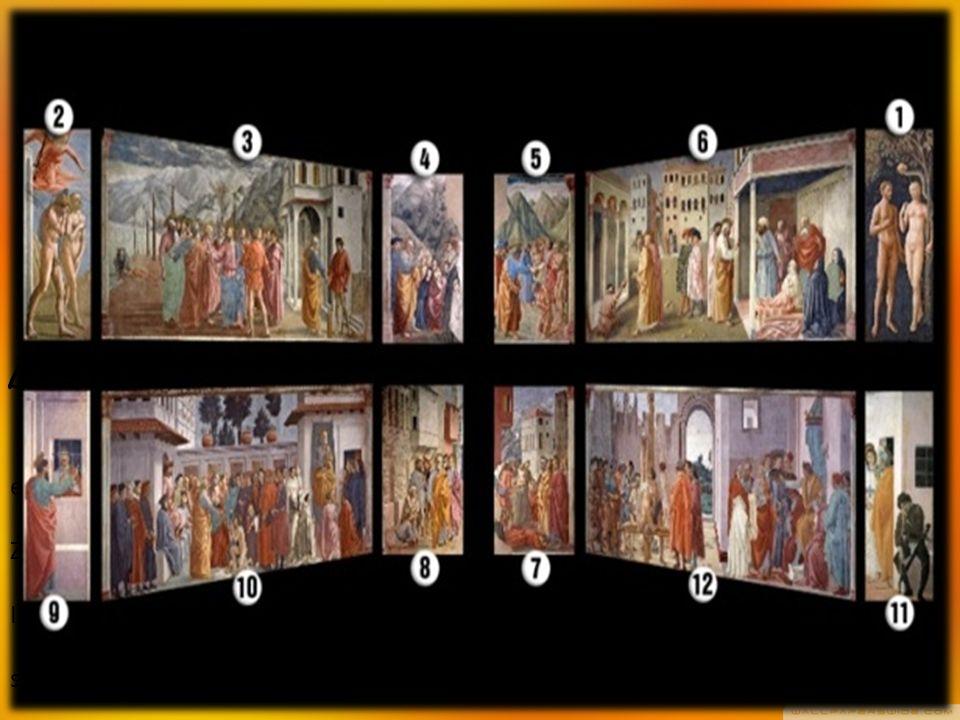 BRANACACCI KAPELLE eine der höchsten Beispiele der Renaissance-Malerei