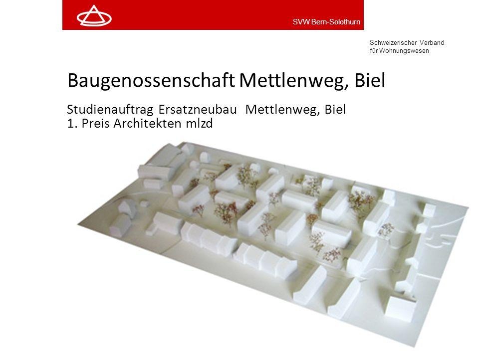 Baugenossenschaft Mettlenweg, Biel