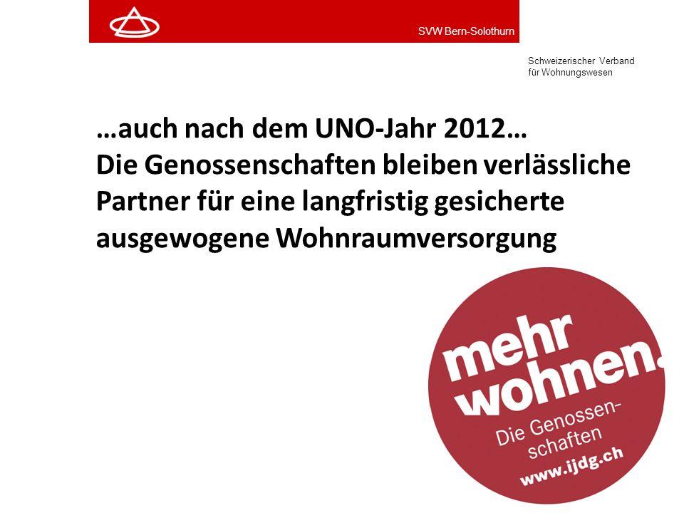 …auch nach dem UNO-Jahr 2012…