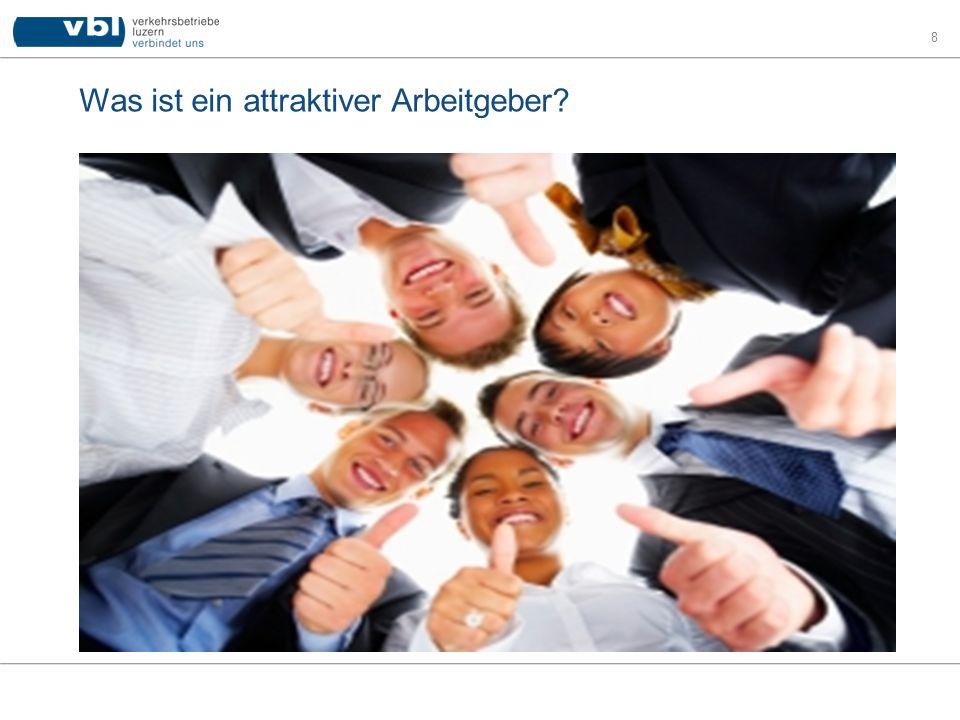 Was ist ein attraktiver Arbeitgeber