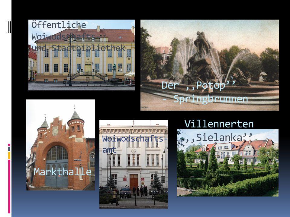 Öffentliche Woiwodschafts- und Stadtbibliothek