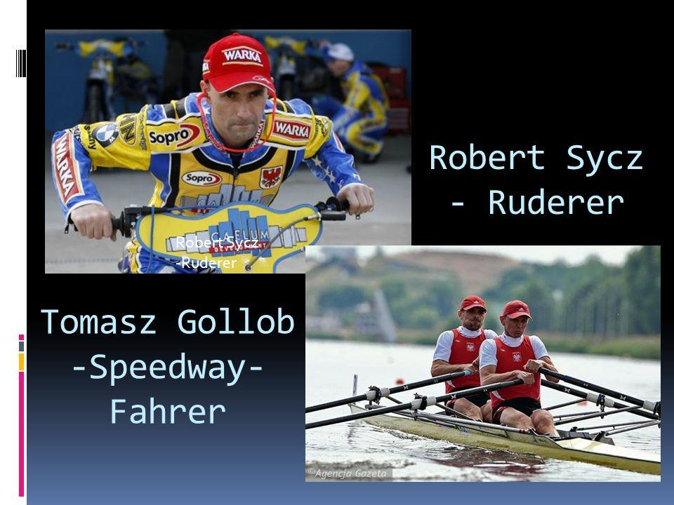 Tomasz Gollob -Speedway-Fahrer