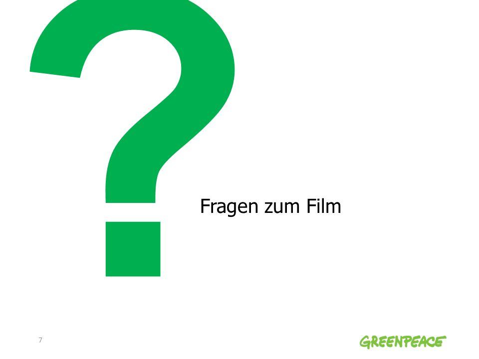 Fragen zum Film
