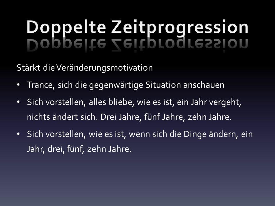 Doppelte Zeitprogression