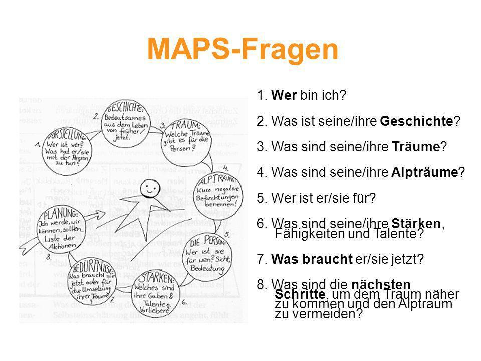 MAPS-Fragen