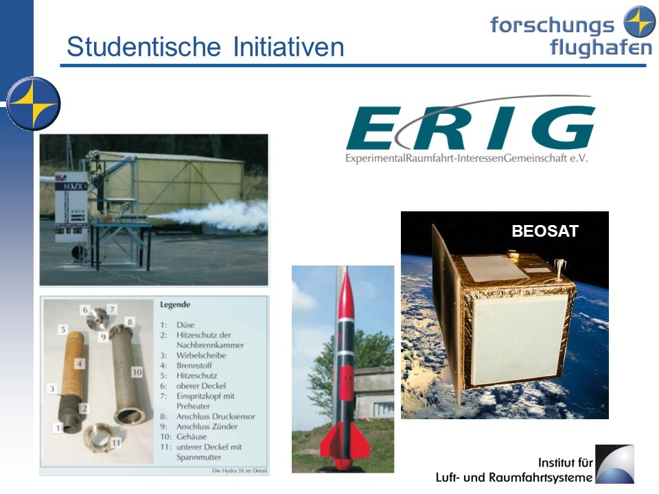 Studentische Initiativen