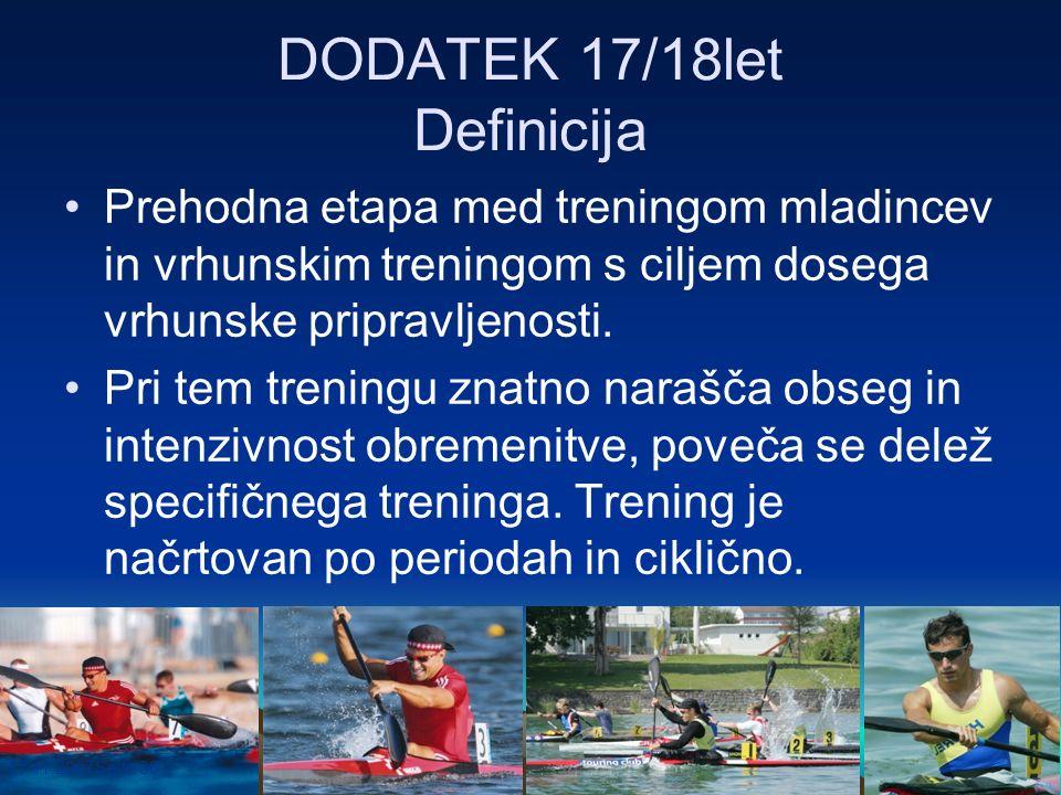 DODATEK 17/18let Definicija