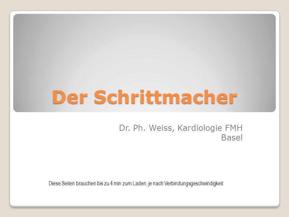 Dr. Ph. Weiss, Kardiologie FMH Basel
